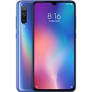 Xiaomi Mi 9 LTE 128GB Blue - Mobile Phone