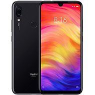 Xiaomi Redmi Note 7 LTE 128GB Black - Mobile Phone