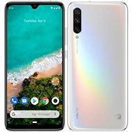 Xiaomi Mi A3 LTE 128GB white gradient - Mobile Phone