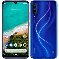 Xiaomi Mi A3 LTE 128GB blue - Mobile Phone