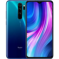 Xiaomi Redmi Note 8 Pro LTE 128GB blue - Mobile Phone