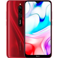 Xiaomi Redmi 8 LTE 32GB red - Mobile Phone