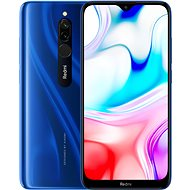 Xiaomi Redmi 8 LTE 32GB blue - Mobile Phone