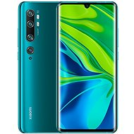 Xiaomi Mi Note 10 LTE 128GB green - Mobile Phone