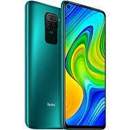Xiaomi Redmi Note 9 LTE 64GB Green - Mobile Phone