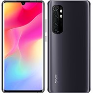 Xiaomi Mi Note 10 Lite LTE 128GB, Black - Mobile Phone