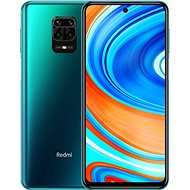 Xiaomi Redmi Note 9S LTE 64GB, Gradient Blue - Mobile Phone