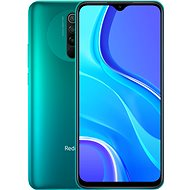 Xiaomi Redmi 9 64GB Green - Mobile Phone