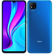 Xiaomi Redmi 9C 64GB Blue - Mobile Phone