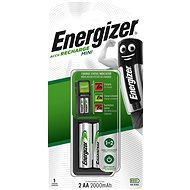 Energizer Mini AA + 2AA Power Plus 2000 mAh - Charger and Spare Batteries