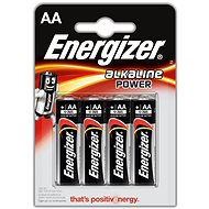 Energizer Alkaline Power AA 4pcs - Disposable batteries