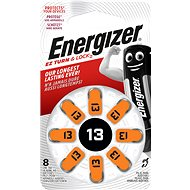 Energizer 13 DP-8 for hearing aids - Button Cell