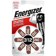 Energiser 312 DP-8 for hearing aids - Button Battery
