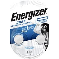 Energizer Ultimate Lithium CR2025 2-pack - Button Battery