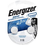 Energizer Ultimate Lithium CR2032 2-pack - Button Cell