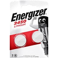 Energizer Lithium Button Cell Battery CR2450 2pcs - Button Cell