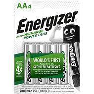 Energizer AA/HR6 2000mAh Power Plus - Rechargeable battery