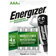 Energizer Power Plus AAA 700mAh 4 pcs - Rechargeable Battery