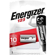Energizer EL123AP - Disposable batteries