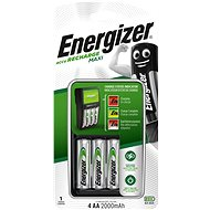 Energizer MAXI charger + 4x AA 2000mAh NiMH - Charger