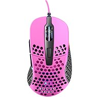 XTRFY Gaming Mouse M4 RGB Pink - Gaming mouse