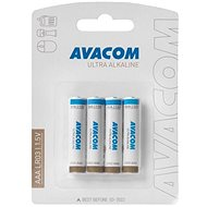 AVACOM Ultra Alkaline AAA 4-Pack - Disposable batteries