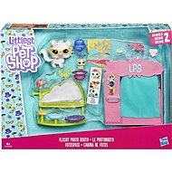 Littlest Pet Shop - Flashy Photo Booth - Game set