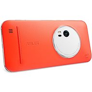 ASUS Leather Case ZX551ML orange - Mobile Phone Case