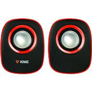 Yenkee YSP 2001RD red - Speakers