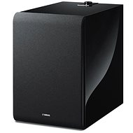 YAMAHA NS-NSW100 MusicCast SUB 100 piano black - Subwoofer