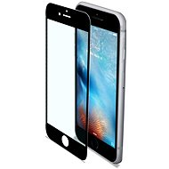 CELLY GLASS for iPhone 6/6S/7/8 black - Glass protector