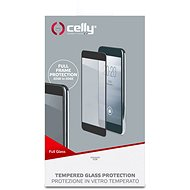 CELLY Full Glass for Samsung Galaxy J6+ Black