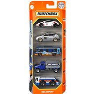 Mattel Matchbox Cars 5pcs - Toy Car Set