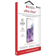 Zagg InvisibleShield Antibacterial Ultra Clear+ for Samsung Galaxy S20+ - Screen Protector