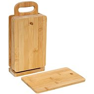 ZASSENHAUS Breakfast Board - 6pcs with Stand - Chopping Board