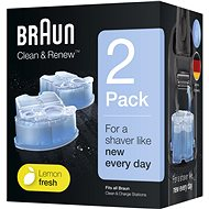 Braun Clean&Charge - Replacement Cartridge CCR2 - Refill