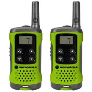 Motorola TLKR-T41 green - Walkie-talkies