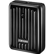 Zendure SuperMini - 10000mAh Credit Card Sized Portable Charger with PD (Black) - Powerbank