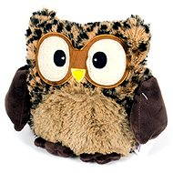 Hooty the Owl - Tiger Pattern - Plush Toy