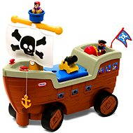 Little Tikes Balance bike - Pirate Ship - Balance Bike/Ride-on