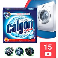 CALGON Tabs 15-pack - Water softener