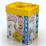 Geomag - Baby Bucket - Magnetic Building Set