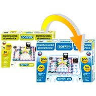 Boffin 100 - extension to boffin 300 - Electronic building kit