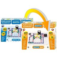 Boffin 300 - extension to boffin 500 - Electronic building kit