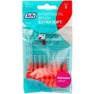 TEPE Extra Soft 0,5mm red 8pcs - Interdental Brush