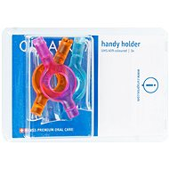 CURAPROX Handy Holder Colour 3pcs - Interdental toothbrush holder