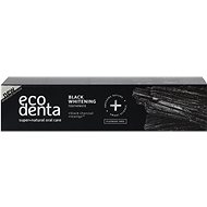 ECODENTA Extra Black Toothpaste with Black Charcoal and Teavigo™ 100ml - Whitening Toothpaste
