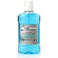 ECODENTA EXTRA Refreshing mouthwash with hyaluronic acid, mint and peppermint oil 500ml - Mouthwash