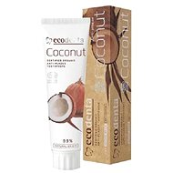 ECODENTA COSMOS ORGANIC Anti-plaque Toothpaste with Coconut Oil and Zinc Salt 100ml - Whitening Toothpaste