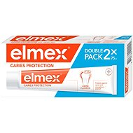 ELMEX Caries Protection Toothpaste Duopack 2×75 ml - Whitening Toothpaste
